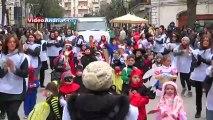 Carnevale di Andria 2013: la prima sfilata