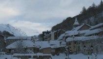 avalanche barèges : 600 personnes évacuées