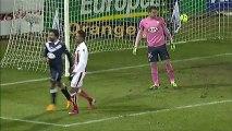 AC Ajaccio (ACA) - Girondins de Bordeaux (FCGB) Le résumé du match (24ème journée) - saison 2012/2013