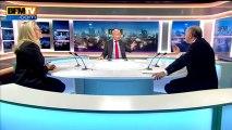 BFM Politique : l'interview BFM business, Laurent Fabius répond aux questions d'Hedwige Chevrillon - 10/02