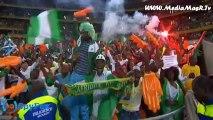 هدف نيجيريا الاول فى بوركينا فاسو - تعليق حفيظ دراجى - نهائى افريقيا
