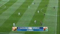 Barça 6 Getafe 1