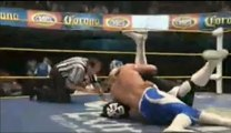 CMLL on Terra 2.10.2013 - Intro and Soberano Jr and Bengala vs Espanto Jr. and Zayco