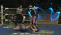 CMLL on Terra 2.10,2013(No Third Fall) - Marco Corleone, Máximo, Rush vs Kráneo, Mr. Águila, Psicosis