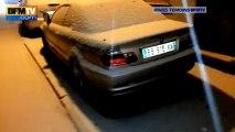 Témoins BFMTV : tour de France des chutes de neige