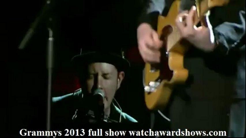 HD John Fullbright performance 2013 Grammys