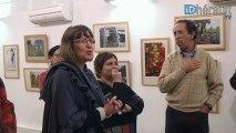Florensac : Vernissage exposition Daniel Coulaud