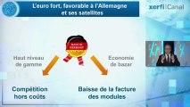 Alexandre Mirlicourtois, Xerfi Canal L'euro flambe : les forts sont plus forts, les faibles plus faibles