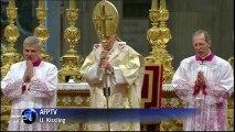 Papst Benedikt XVI. tritt zurück