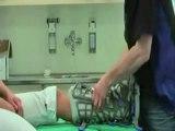 Tutore per frattura v metatarso