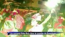 Brésil: le Bate-Bola, l'autre carnaval de Rio