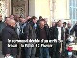 Pizzorno : grève le mardi 12 Février 2013