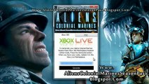 Get Free Aliens Colonial Marines Season Pass Code - Xbox 360 And PS3