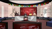 AFRICA24 FOOTBALL CLUB du 11/02/13 - SPECIAL CAN 2013- partie 3