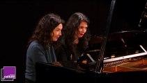 """La Session Katia & Marielle LABEQUE - """"Avril 14th"""" d'Aphex Twin - Le RenDez-Vous - France Culture"""