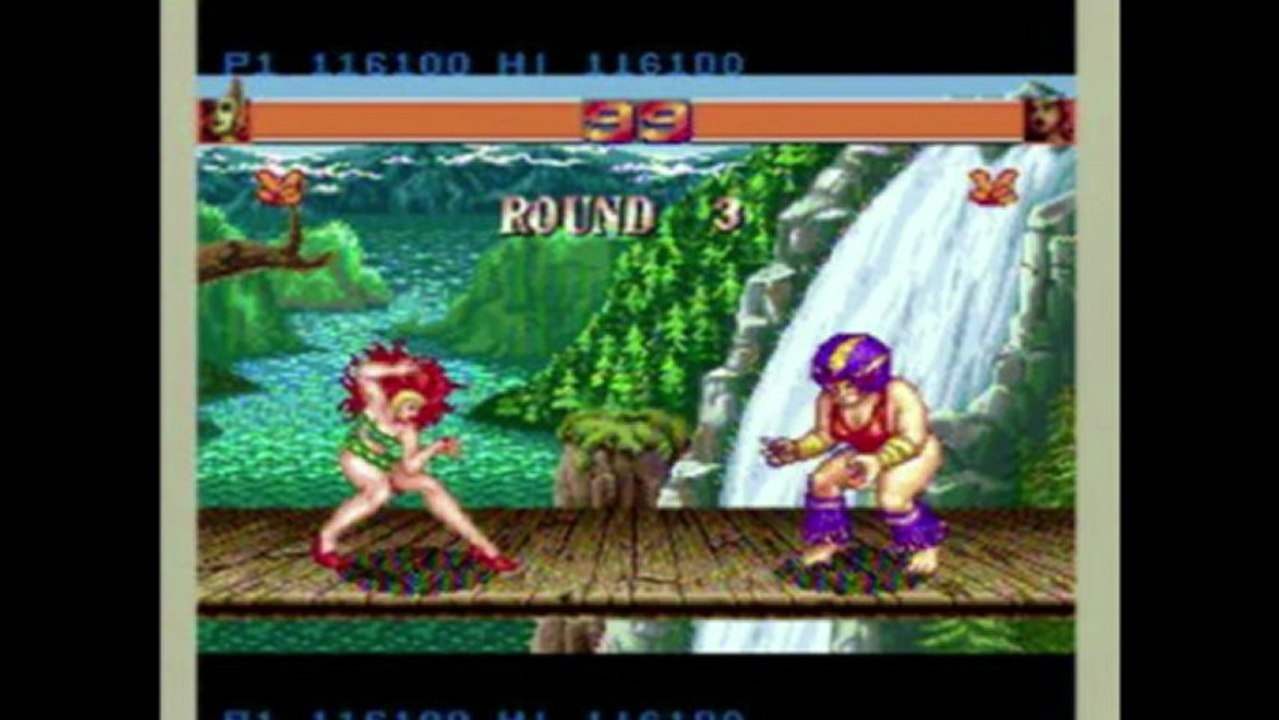 Pc-Engine -Strip Fighter II .flv - YouTube