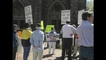Child abuse victims react to Pope resignation