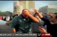 فقط فى مصر ثورة 25 يناير تقرير عن الثورة من بى بى سى