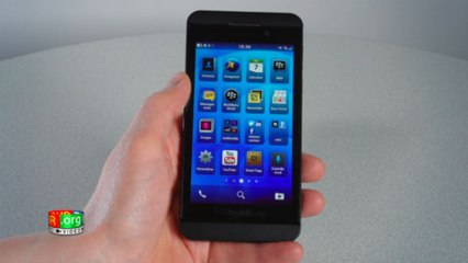 BlackBberry 10 - Prise en main