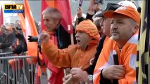 La promesse d'Hollande sur l'interdiction de fermer des sites rentables - 12/02