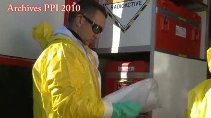 EXERCICE DE SECURITE NUCLEAIRE A TOULON LES 28 FEVRIER ET 1ER MARS 2013