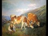 Elizabeth Nourse paintings Beethoven Trio pour piano, violon et violoncelle L'Archiduc