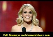 @Adele accepts the Best Pop Solo Performance GRAMMY at the 55th GRAMMY Awards 2013