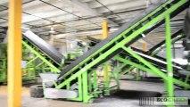 Video de TDF, Trituradoras de Llantas, Reciclaje de Llantas, ECO Green Equipment