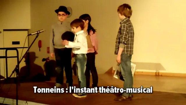Tonneins Ecole des arts