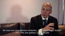 interview avec Stéphane Richard.