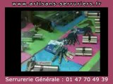 Serrurier Villiers sur Marne Tel  01-47-70-49-39