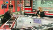 Thierry Philipponnat (Finance Watch) et Jean-Hervé Lorenzi - 12 février - Le Grand Journal 4/4