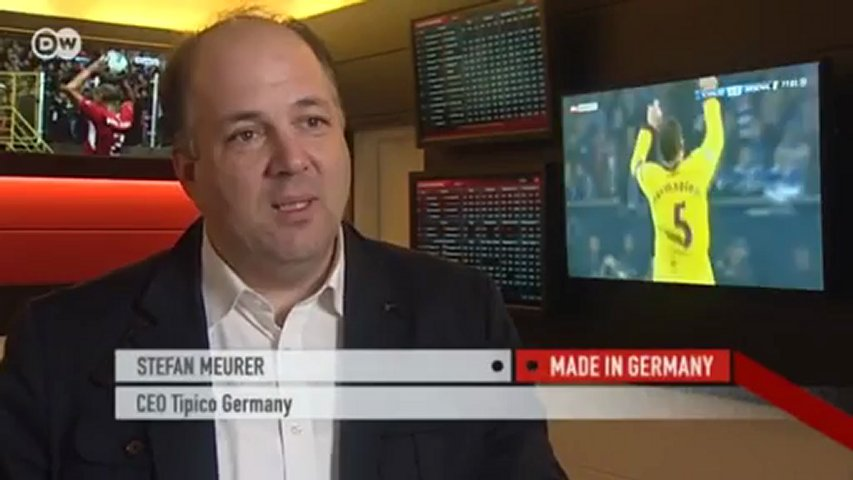 Sports Betting in Europe | Made in Germany