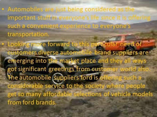 Ford Dealerships Calgary