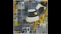 Peinture abstraite - Essai de gris - Jacques Ayel