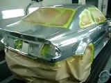 KROM BOYA UYGULAMASI / Chrome BMW M3