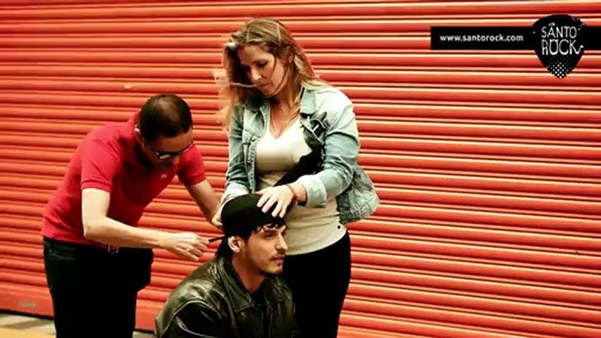 Major Model Brasil Sao Paulo Marcio Kiss Coleção Hell