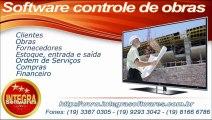 software controle de obras sofware controle de obras