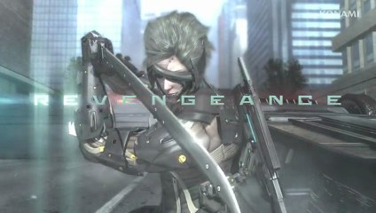 Metal Gear Rising - Jack the Ripper