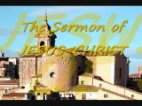 "INRI,PAX;""The Sermon of JESUS-CHRIST"" The Beatitudes-Salvatore Cali"