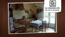 A vendre - maison - CALAIS (62100) - 4 pièces - 100m²