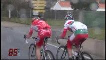 Cyclisme : Début du Circuit des Plages Vendéennes