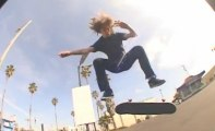 Skateboarding - Riley Hawk - Quiksilver & Birdhouse Skateboards
