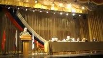Офицерское собрание. Речь Терехова. СПЕЦСЛУЖБЫ хотели запретить проведение собрания