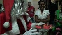 Salsa ,Noel et Nouvel An avec PAPA NOEL à Cuba.SALSA Fete CUBA AVEC DANSACUBA DEC 2012