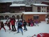 Mercredi neige ASPA Seichamps 13 Février 2013 groupe C