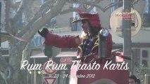 Noëls Insolites de Carpentras 2012 - Rum Rum Trasto Karts