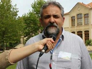 André De Oliveira, Porto Alegre, Brazil - Primera conf. int. sobre los sistemas de producción orgánica de arroz