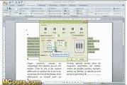 Tutoriel WORD 2007: Cours N°25 Créer un texte en colonnes