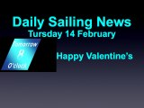 Daily Sailing Thursday 14 February English Valentine Regatta